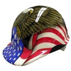 Spirit Of America Hard Hat #E-2RW-SOA