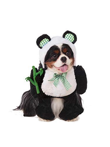 Rubie's Costume Co Walking Panda Pet Costume White