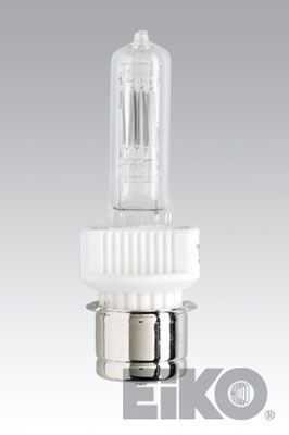 EIKO BTP 120V/750W T-7 P28s Base Stage & Studio (Watt Miniature Eiko Light Bulb)