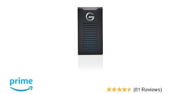 Amazon.com  G-Technology 1TB G-DRIVE mobile SSD Durable Portable External  Storage - USB-C (USB 3.1 Gen 2) - 0G06053  Computers   Accessories dec6d5d52c28b