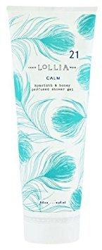 Lollia Calm Hyacinth & Honey Perfumed Shower Gel 8 fl oz/236ml