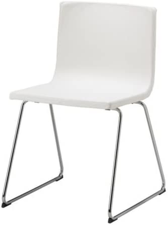3 x Ikea Bernhard Stuhl Leder braun
