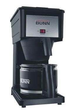 Bunn�� GRX-B Original 10-Cup Home Coffee Brewer, Black