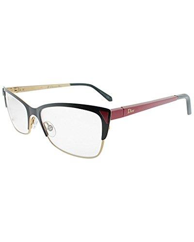 Eyeglasses Christian Dior 3780 Noir à angle droit