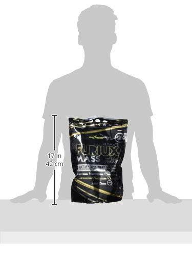 Big Man Nutrition Ultimate Furiux Mass Suplementos Chocolate - 3000 gr: Amazon.es: Salud y cuidado personal