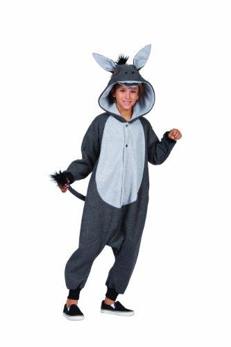 RG Costumes 'Funsies' 100 Acre Donkey Costume, Gray, Large