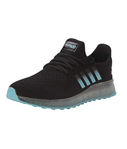 3b2ec87531de VIR SPORT Air Black Men s Running Shoes (Size  6)  Buy Online at Low ...