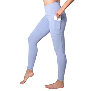 90 Degree By Reflex High Waist Tummy Control Interlink Squat Proof Ankle Length Leggings 21