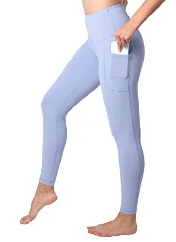 90 Degree By Reflex High Waist Tummy Control Interlink Squat Proof Ankle Length Leggings 14