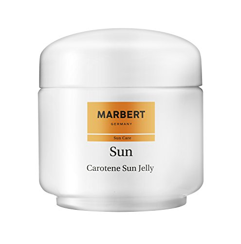 Marbert Sun Care femme/women, Carotene Sun Jelly SPF6, 1er Pack (1 x 100 ml)