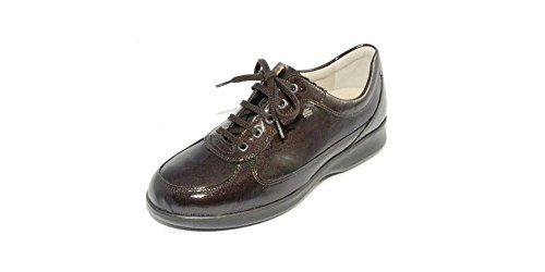 chaussures femme bayonne finn comfort en cuir verni avec lacets semelle intrieure amovible 6