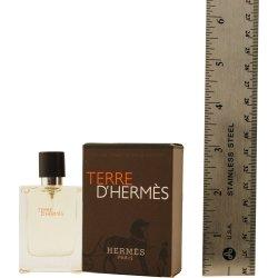Terre D'Hermes by Hermes Mini EDT .17 oz for Men