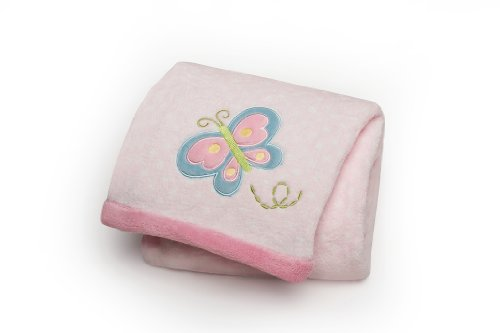 Embroidered Boa Blanket - 7
