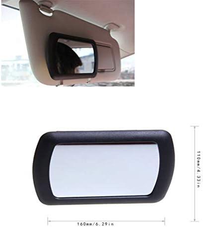 Tivollyff 車のサンバイザー化粧鏡車のポータブル化粧鏡
