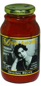 - Dell Amore Pasta Sauce Original 25.0 OZ (Pack of 2)
