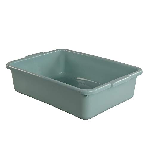 (Jekiyo 13 L Commercial Bus Box, Plastic Wash Tubs, Set of 4)