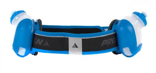 Cheap Profile Design Sync Hydration System 2 Bottle Belt (Black/Blue, Medium)