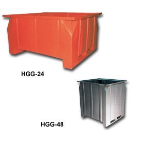 Cap Pallet Containers : 47 X 42 X 36 Hgg-36 Dimensions L X W X H Option A: Orange Wt. In. Ft.: 35 Bayhead Products Cu Gg-36 : 80 Lbs.