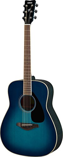 Yamaha FG820 Solid Top Acoustic Guitar