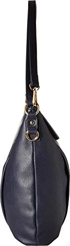 Womens Hilfiger Tommy Kelby Navy Hobo Convertible Tommy wp54AHqH