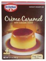 - European Gourmet Bakery Instant Dessert Mix Creme Caramel with Caramel Sauce -- 3.7 oz