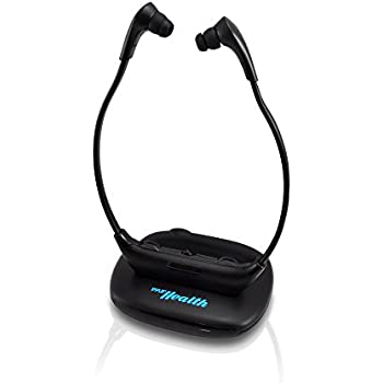 Amazon Com Pyle Health Phpha56 Wireless Tv Headset