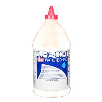 - SEM 16725 Low Luster Clear Sure-Coat - 0.5 Gallon