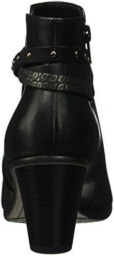 Gabor Shoes 55.611, Botines, Mujer Negro (Schwarz KOMBI 57)
