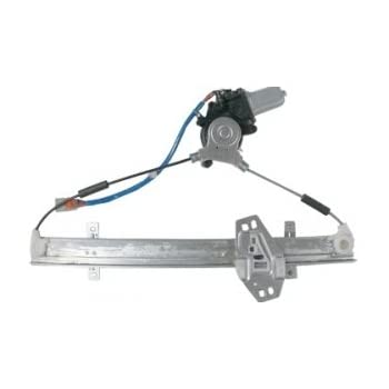 1998-2002 Honda Accord Sedan 4 Door Front Power Window Regulator with Motor Left Driver