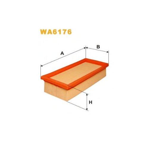 Wix Filter WA6176 Air Filter: