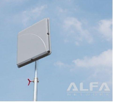 Antena WiFi Panel 19dBi Alfa Network APA-2419 Direccional ...