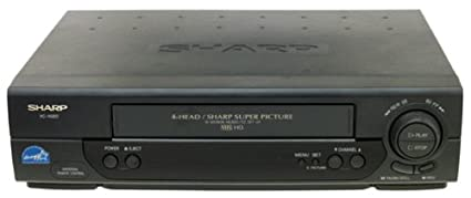 Sharp VCA582U VCR