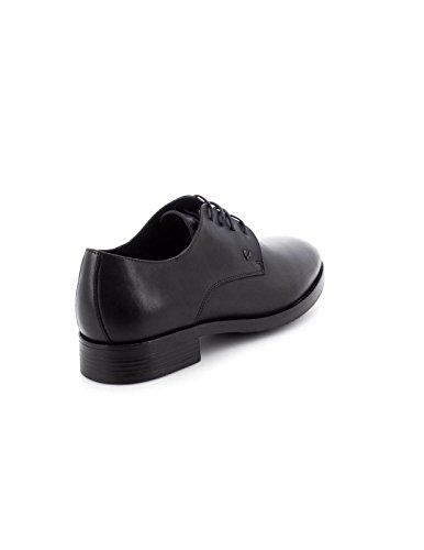 1304 Chaussures 1713PYM Noir Cuir Noir Martinelli x1w7qCZ7T