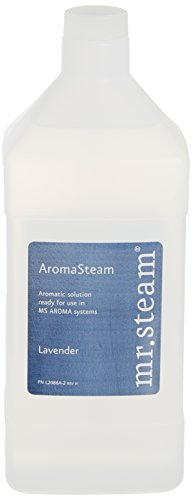 Mr. Steam MS OIL2 AromaStream Oil 33oz. Bottle for Use with AromaStream Pump, Lavender