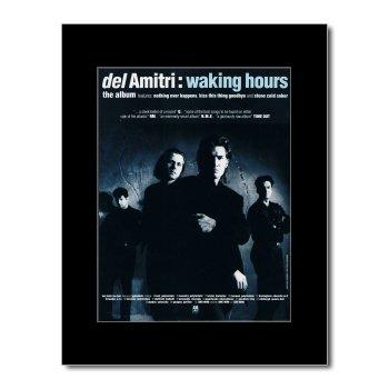 Del Amitri - Waking Hours Mini Poster