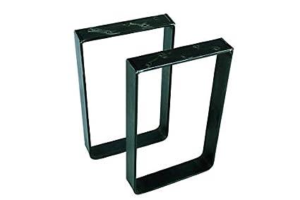 30u0026quot; Tall X 10u0026quot; Wide Square Table/Bench Legs, 2u0026quot; Wide