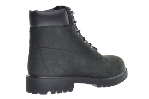 Timberland Grote Kinderen 6 Inch Premium Waterdichte Laarzen Zwart 12907