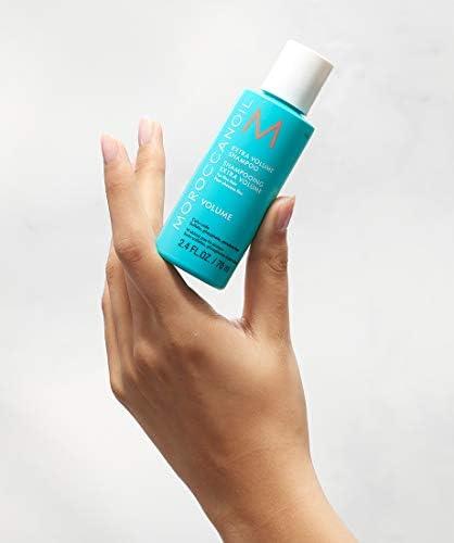 Moroccan Oil Extra Volume Shampoo 70ml: Amazon.es: Belleza