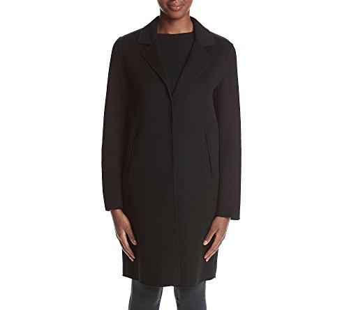 jones new york black coat - 4