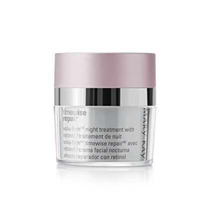 Mary Kay Timewise Repair Volu-firm Night Treatment with Retinol 1.7 Oz. (Neck Cream Mary Kay)