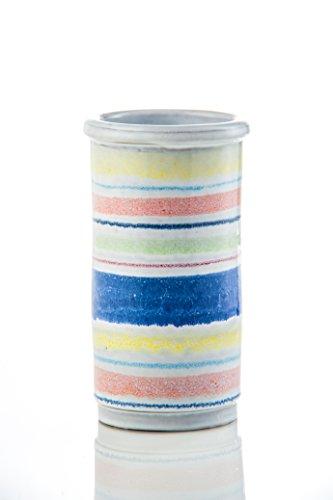 Abigails 401727 Cantina Ceramic Cooler, Multi