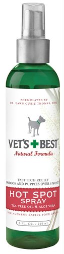 BND 210264 BRAMTON COMPANY - Vets Best Hot Spot Spray 3165810007