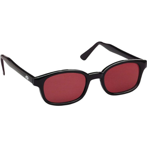 Pacific Coast Original KD Lifestyle Sunglasses - Rose / Sold in Singles