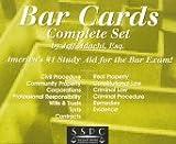 Bar Card Complete Set 9781882278077