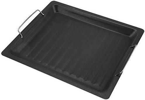 バーベキューフライパン、ステンレス製の焦げ付き防止の焼き皿バーベキューフライパン、鍋の焼き皿焼き皿
