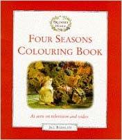 Brambly Hedge Four Season Coloring Bk