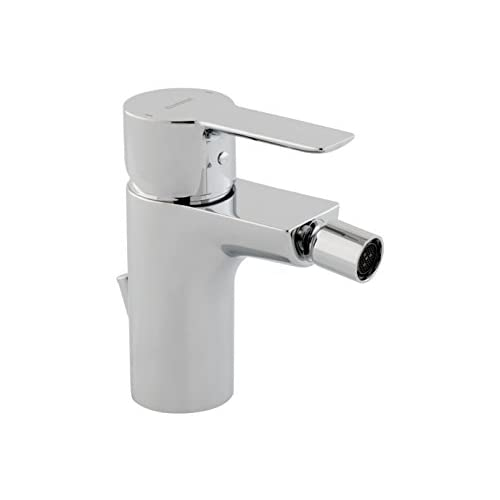 Hansa single lever mixer 1-hole for use with bidet Hansaligna 0606 chrome-plated 6063203 durable modeling