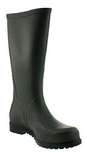 Tretorn - Botas de caucho para hombre verde - verde