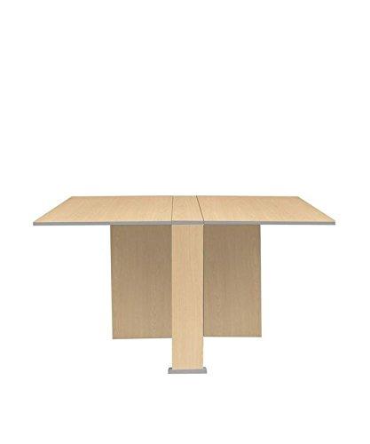 Hogar Decora Mesa Cocina Abatible Madera 17,5/134,2 X 80 X 75 cm ...