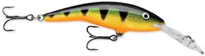 Rapala Tail Dancer 09 Fishing Lure 35-inch Perch by Rapala